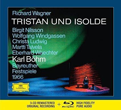 Birgit Nilsson/Christa Ludwig/Peter Schreier/Wo Wagner - Tristan Und Isolde