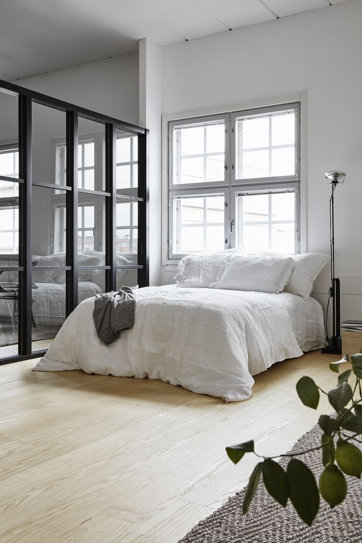 549 best images about bedroom on pinterest bedside tables cozy varpunen minimalist bedroomgrey