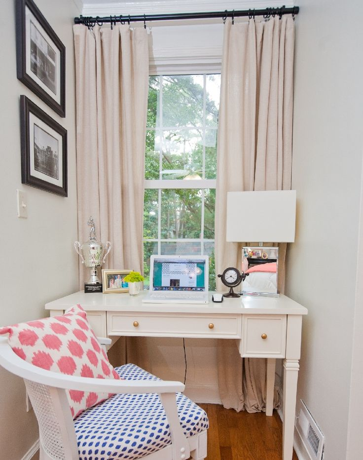 bedroom office desk. hollie hill home tour bedroom styling window nook office space desk