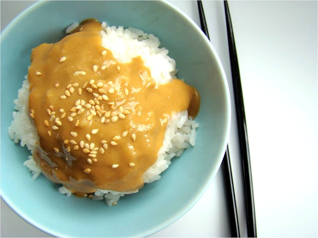Sesame Steak Sauce Recipe (similar to Japanese Village Restaurant in Victoria!).  AWESOME.