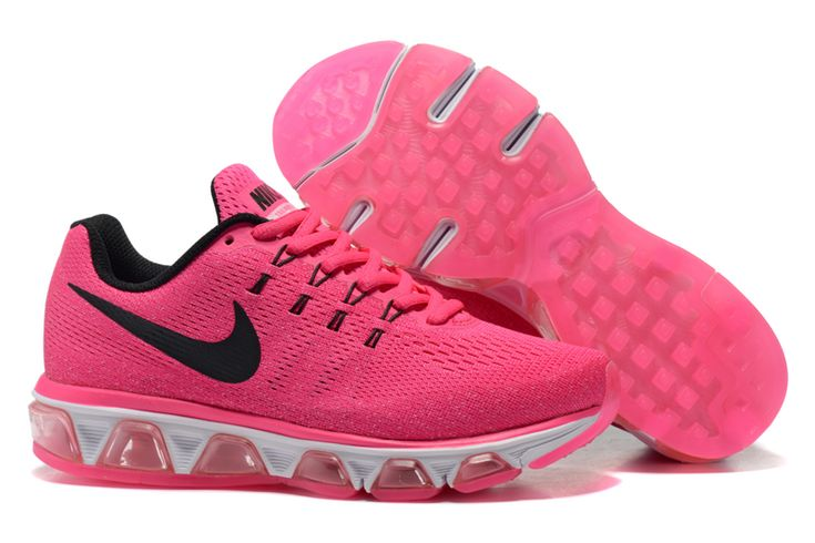Nike Air Max Tailwind 8 Print knitting pink black white shoes Wo