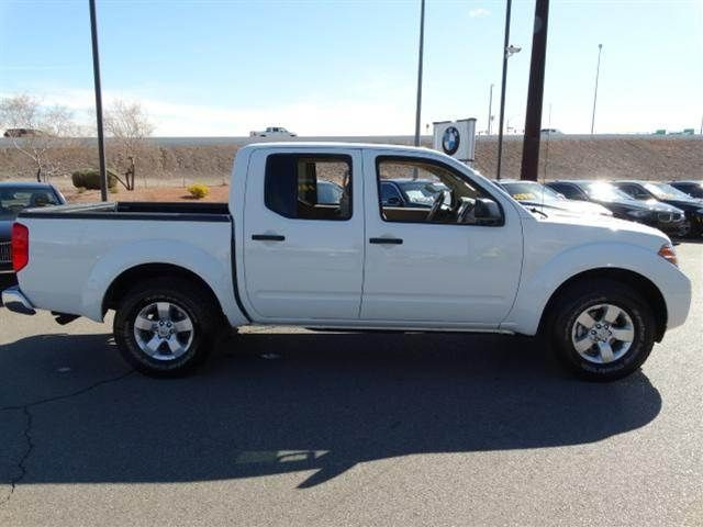 Used 2013 Nissan Frontier For Sale | Bodystyle: Truck Crew Cab Doors: 4 door Engine: 4.0L V-6 cyl Drive Line: 4x2 Transmission: A/T Exterior Color: Glacier White Interior Color: Beige Mileage: 28,633 miles VIN: 1N6AD0ER8DN734391 Model Code: 32313 Stock #: DN734391