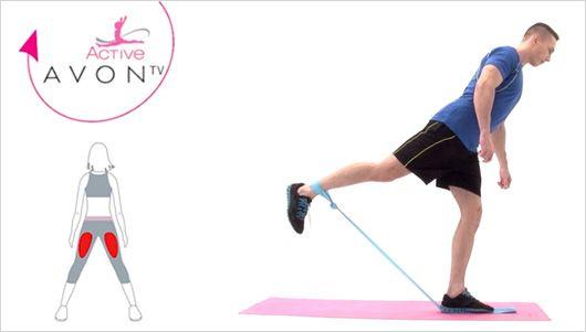 День 19 - Силовая тренировка: мышцы ягодиц