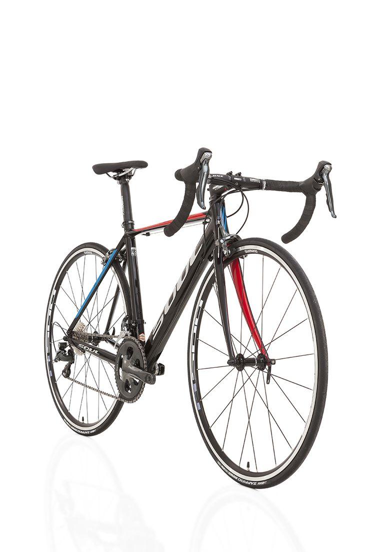 Bicicleta Soul 3R1, R$ 5.260, 8,8 Kg, Shimano tiagra.