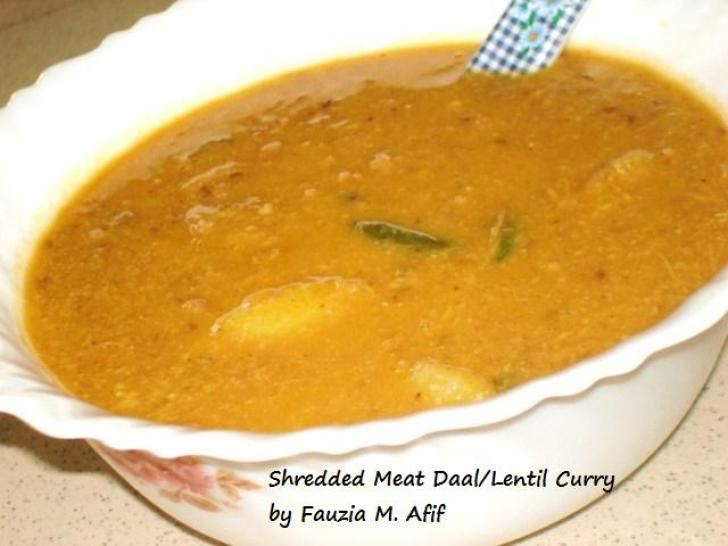 Shredded Meat Daal Lentil Curry   Fauzias Kitchen Fun50 best Veggies  Beans   Pulses images on Pinterest   Indian  . Fauzia Kitchen Fun Chicken Soup. Home Design Ideas