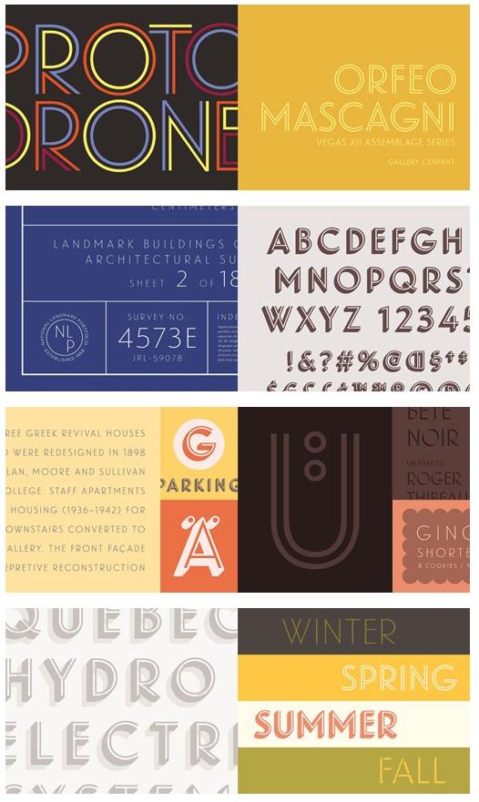 Landmark, a new typeface from Hoefler & Frere-Jones