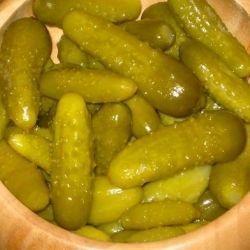 Обалденные хрустящие маринованные огурчики: редкий рецепт