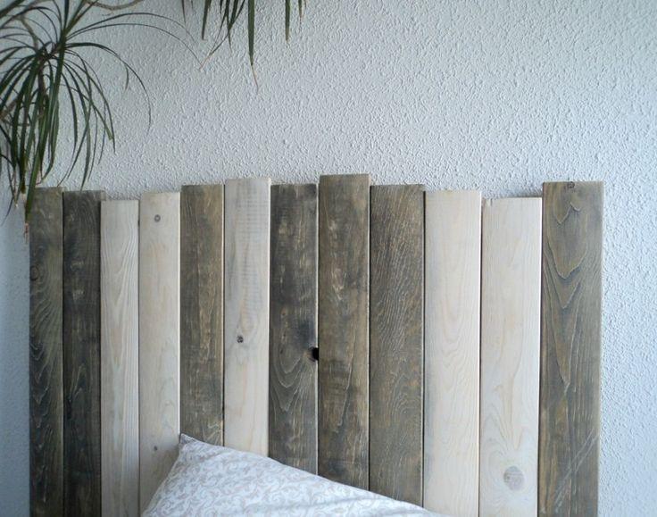Resultado de imagen de cabeceros de madera decogarden