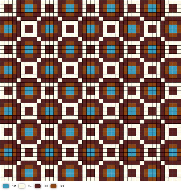pattern / chart for cross stitch, crochet, knitting, knotting, beading, weaving, pixel art, micro macrame, and other crafting projects.