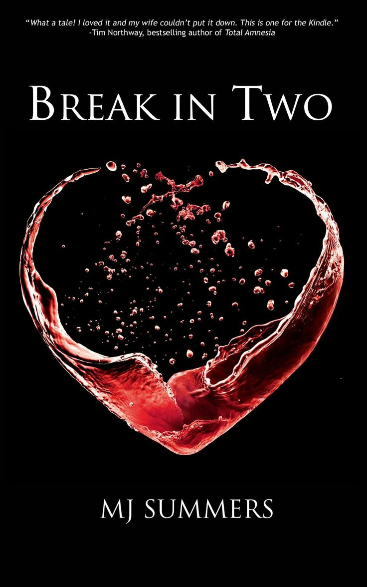 Break In Two By Mj Summers ($389)  Great Story And Love The Characters