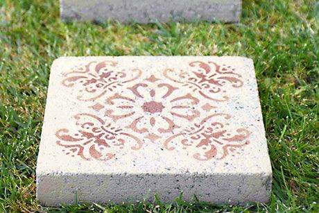384 best images about moroccan design on pinterest for Spray paint rocks for garden