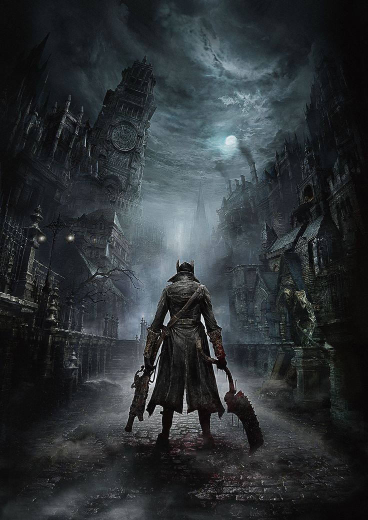 Bloodborne, Background images wallpapers