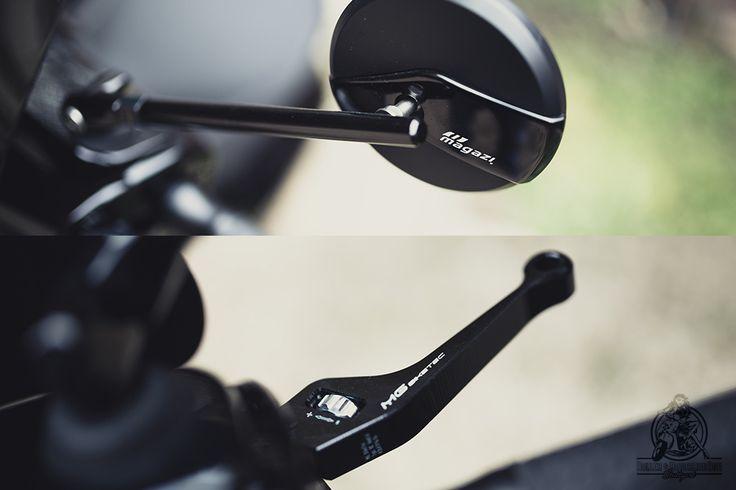 Black Pearl - Roller & MotorradBox Stuttgart - Vespa GTS 300 i.e. ABS