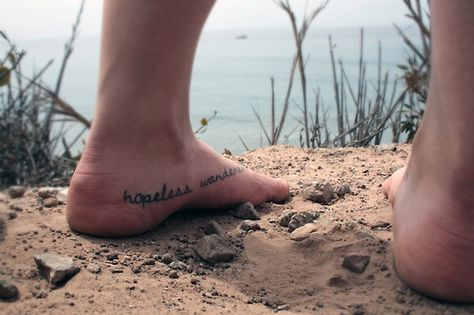 Foot tattoos on Pinterest | Foot Tattoos Rosary Foot Tattoos and Foot ...