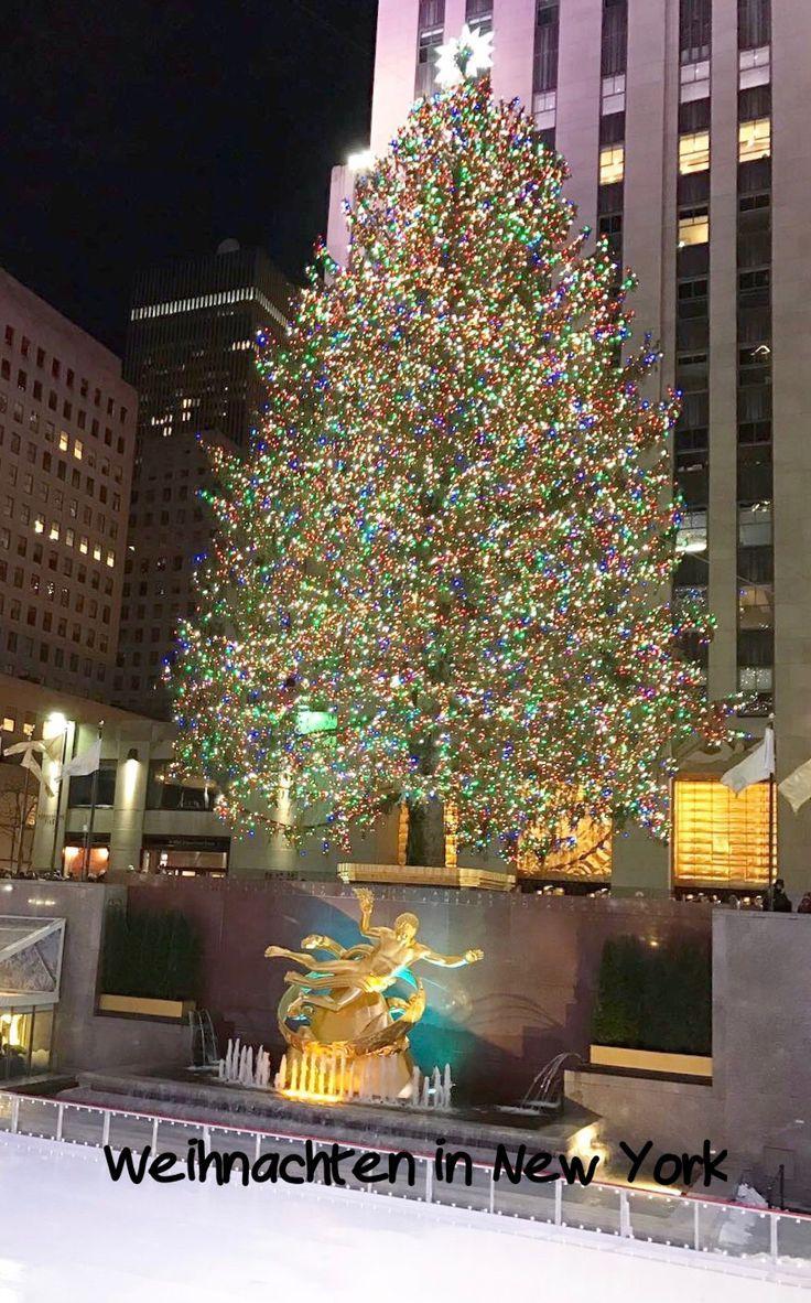 Weihnachten in New York - Tipps findet ihr auf meinem Blog www ...