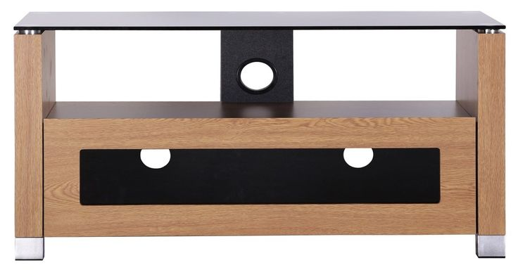 £150 - TNW Elegance 1250 Oak TV Cabinet