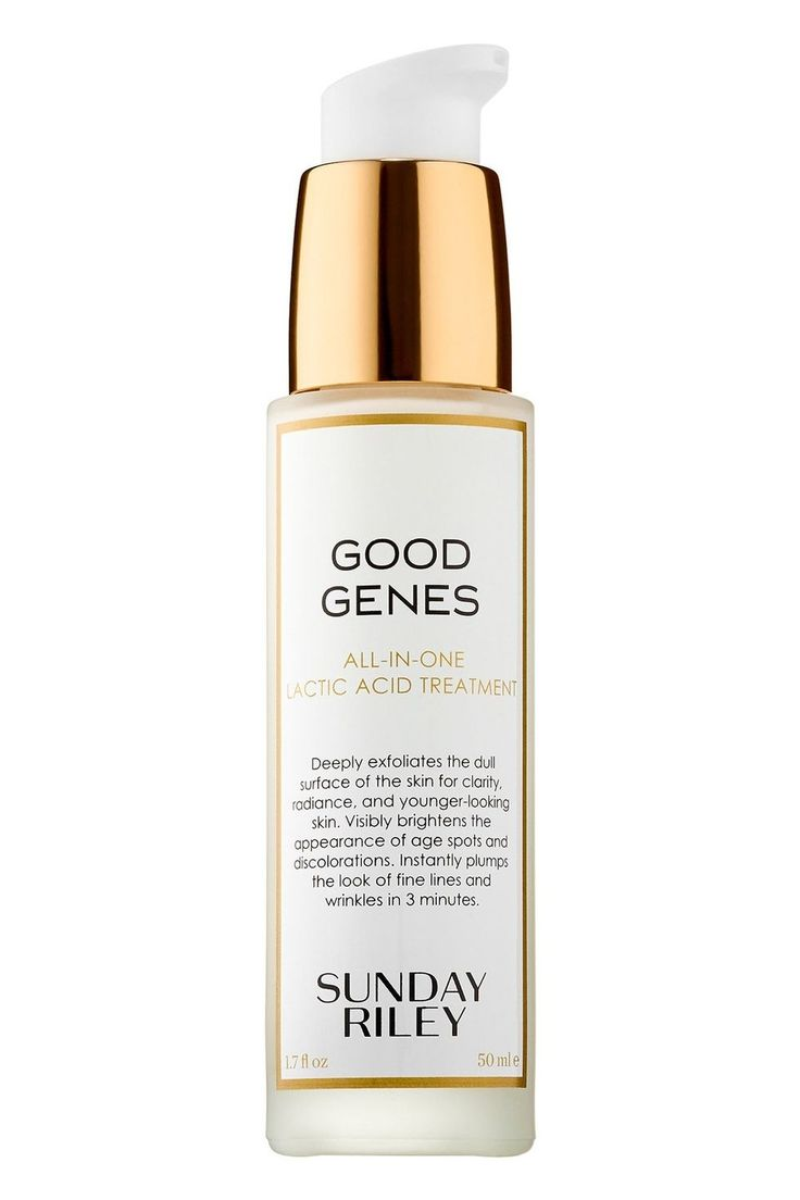 Sunday Riley Good Genes All-In-One Lactic Acid Treatment. Buy it here!