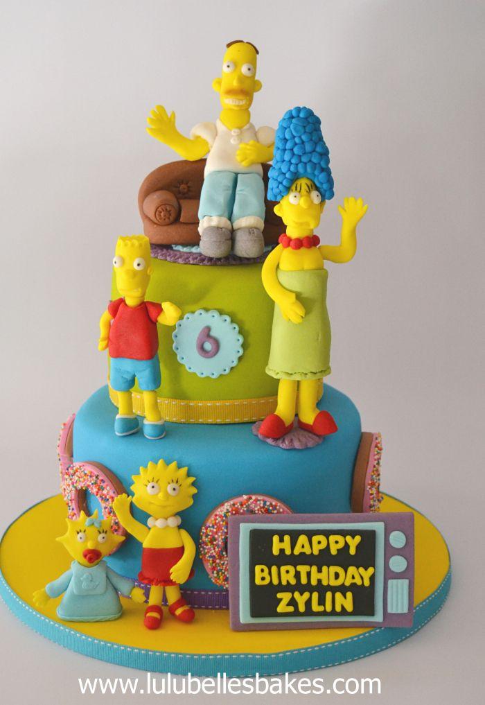 Awe Inspiring Cartoon Character Themed Cakes Disney Minions Princess Sophia Birthday Cards Printable Inklcafe Filternl