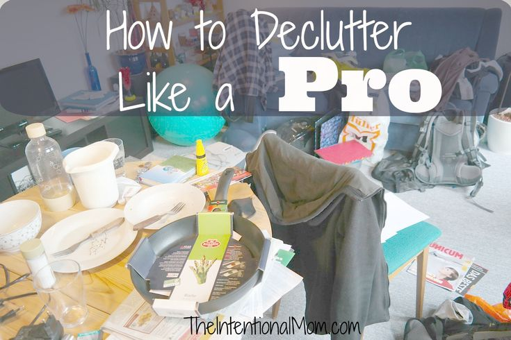 What do you do when the clutter invades and overwhelms? Having an action plan to put in motion without having to give it much thought is exactly what you need, and HERE it is!