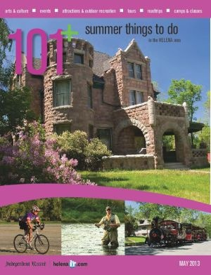 101 Summer Things to Do in Helena, Montana 2013 plus the GeoTour http://www.geocaching.com/adventures/geotours/helena-montana