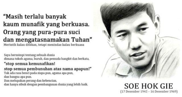 Sir Soe Hok Gie: R.I.P.