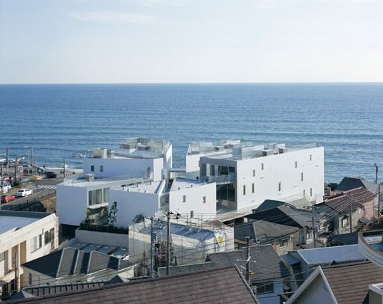 Tokyo Architects Know How To Create On The Shores And Cliffs Of Chiba.