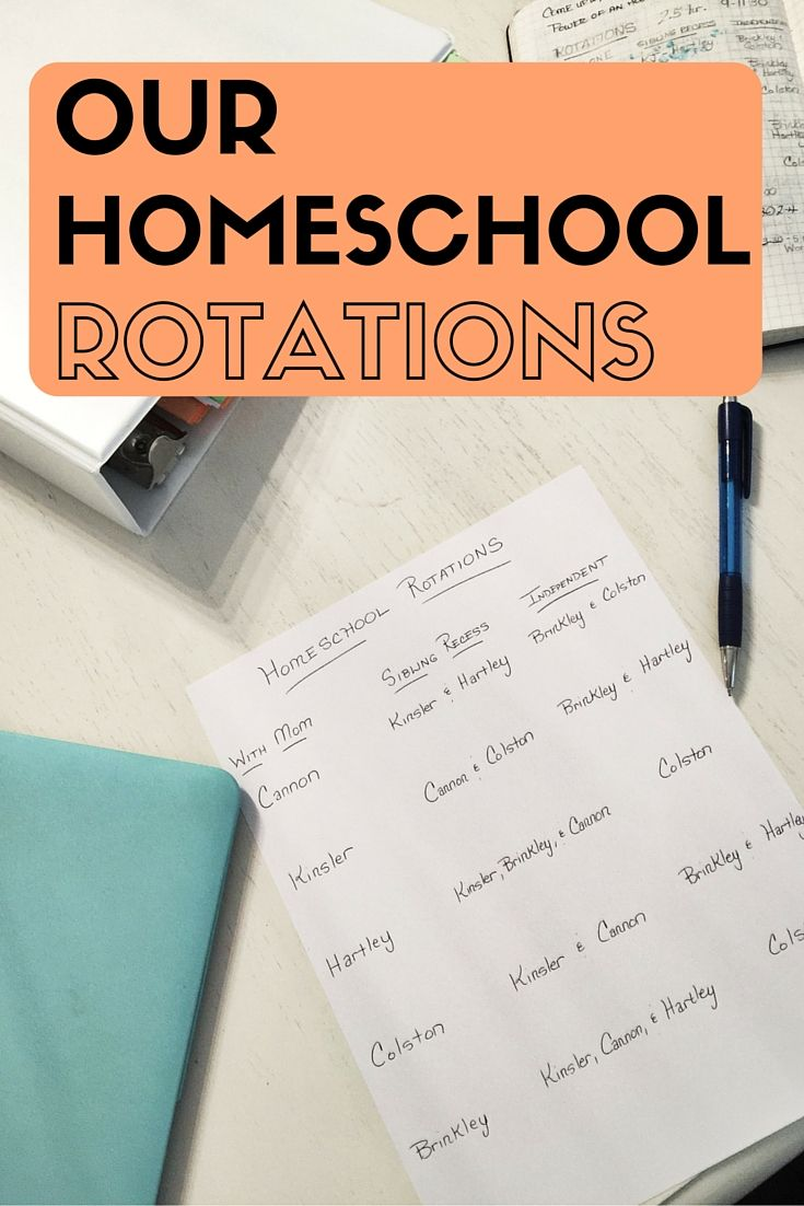 These homeschool rotations help me effectively manage our homeschool day with 5 kids. Homeschool, Homeschool Curriculum, Homeschool Schedule, Homeschool Organization, Homeschool Room, Homeschool Kindergarten, Homeschool Preschoolers, Homeschool Planning, Homeschool How to Star, tHomeschool Printables