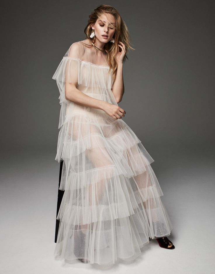 Shopping for: Sheer Beauties   Olivia Palermo