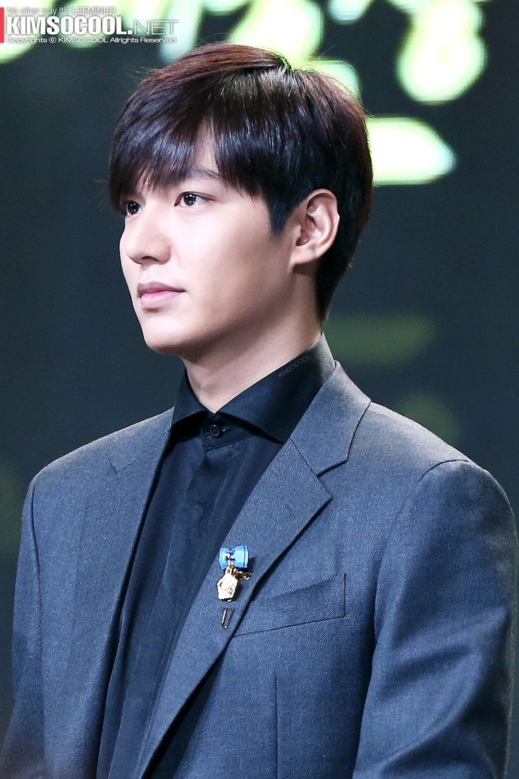 Lee Min Ho - 2014 Korean Popular Culture and Arts (141117)