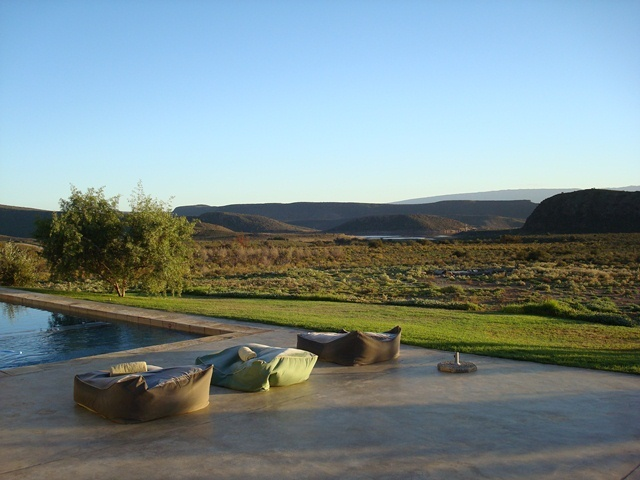 Incredible desolate and beautiful, Godwana Lodge Sanbona Game Reserve were fossils of millions of years ago where found. This is the place were it all started before the Continental drift.......... Gondwana
