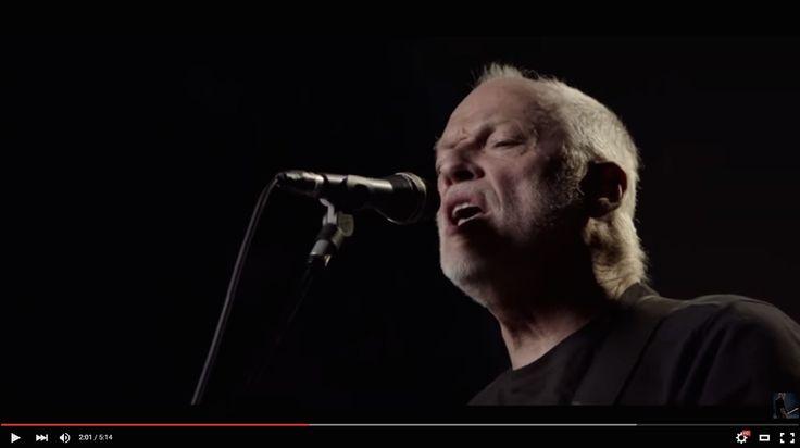 Дэвид Гилмор представил клип на песню Today - http://rockcult.ru/david-gilmour-shares-new-video-for-today/