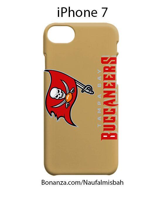 Tampa Bay Buccaneers Custom iPhone 7 Case Cover Wrap Around
