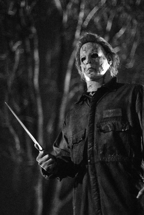 """Halloween- Hate even the sight of Michael Meyers. Must have scared me as a child because I cannot even stand kids in Michael Meyers masks. So """"movie memories""""....this is nightmare."""