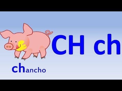 Abecedario para niños | Spanish Alphabet for children | Learning Spanish Alphabet - YouTube