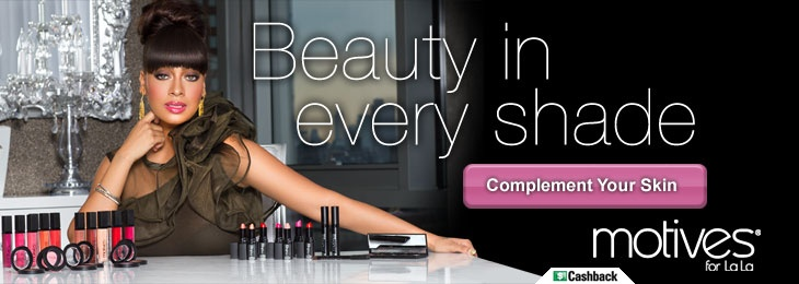 Beauty in Every Shade with Motives Makeup for LaLa