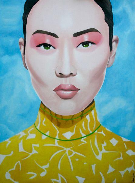 Christian Develter, Chunghua, 2016, Artist's Proof