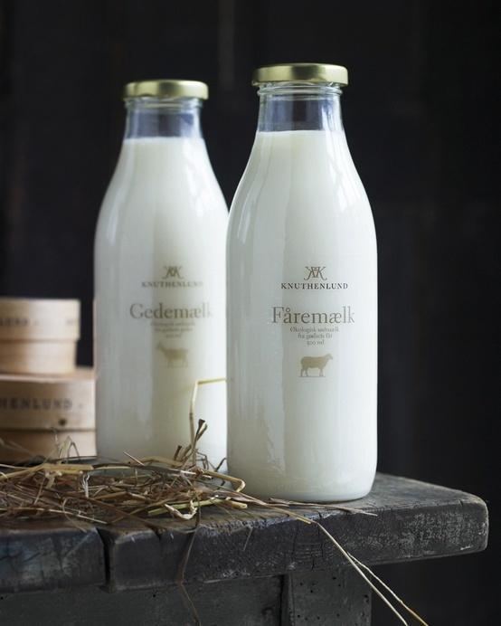 Humble farm milk.