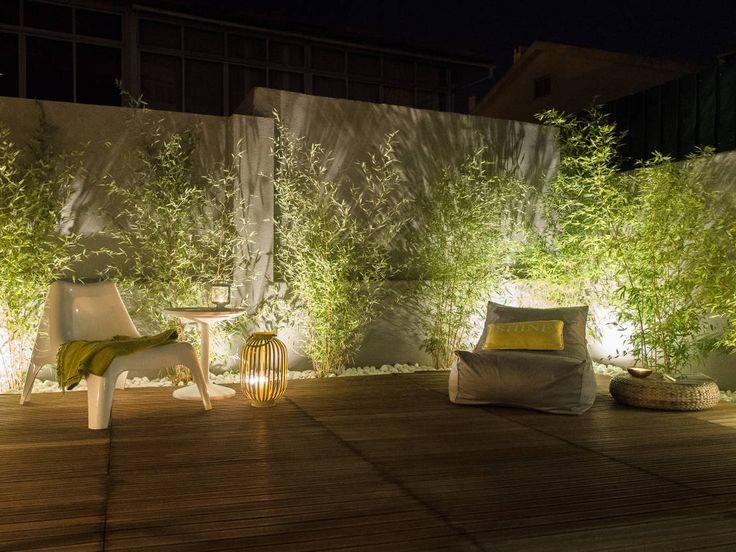 Jardines rústicos de MUDA Home Design
