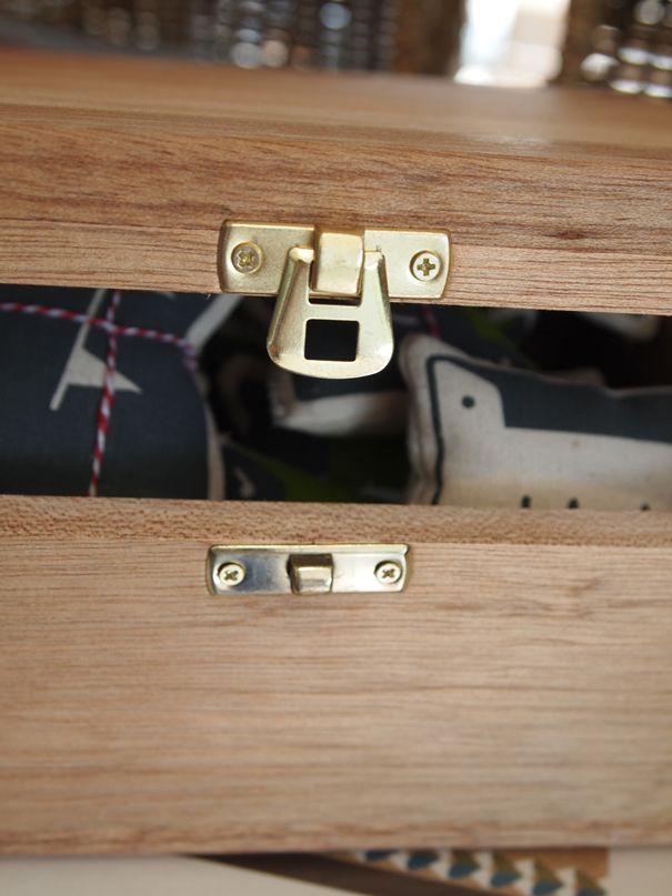 Display Box made from Australian Timbers.