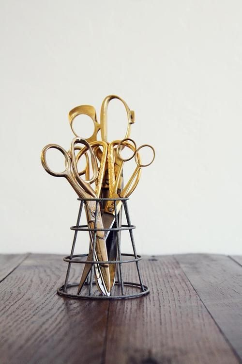Scissors. @thecoveteur