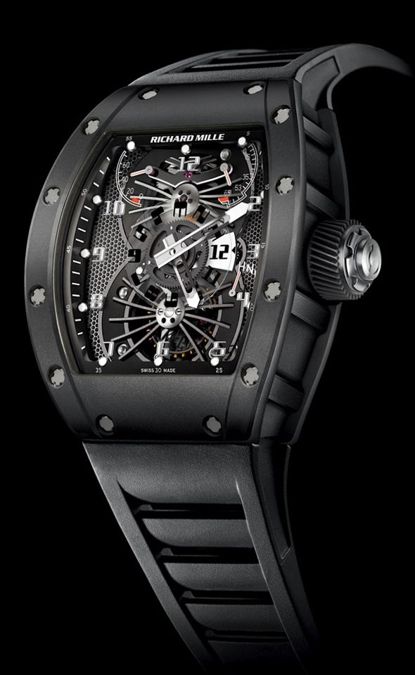 Richard Mille RM 022 Carbone