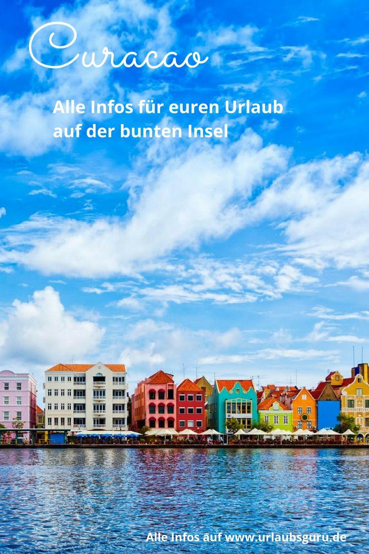 Karibik pur auf Curacao - alle Tipps für einen entspannten Urlaub findet ihr hier.