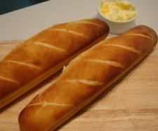 bake your own baguettes