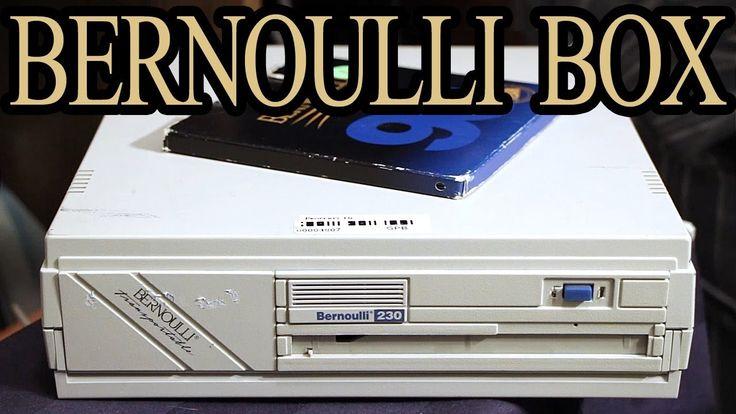 LGR Oddware - Bernoulli Box Transportable Storage Drive