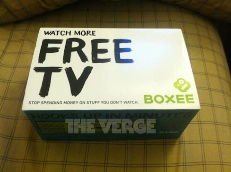 Leaked Boxee TV adds HDTV antenna and DVR to let you ditch cable for good | The Verge