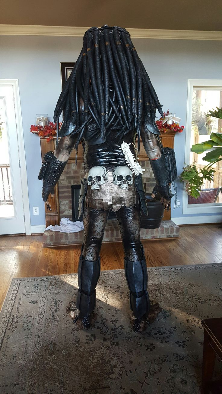 16 best Predator costume images on Pinterest