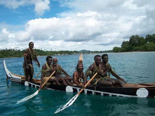 Bougainville Island Papua New Guinea Ted Frank