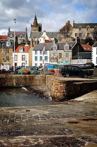 Pittenweem, Fife - Scotland