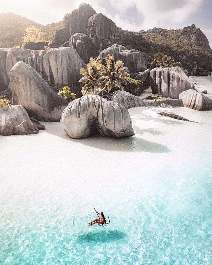 Approuvé par la sirène: 10 lieux enchanteurs avec l'eau la plus claire du …