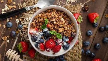 Kun teet myslin itse, tiedät taatusti mitä se sisältää – ei ainakaan turhaa sokeria!